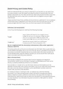 QD12B Privacy and cookie policy Version 2_001