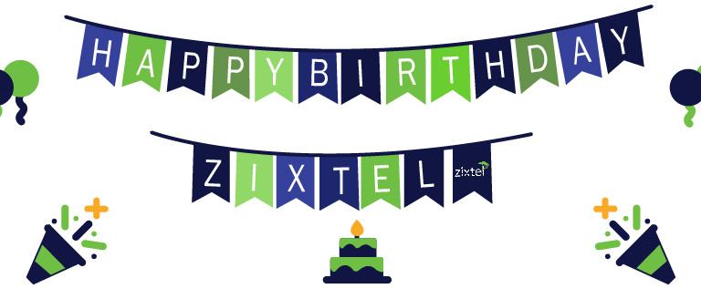Happy Birthday Zixtel